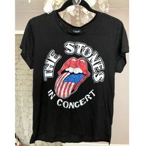 Rolling Stones t-shirt Women's L